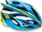Rudy Project Rush Blue Lime Fluo