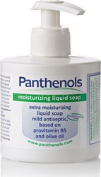 Panthenols Moisturizing Liquid Soap 250ml