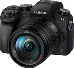 Panasonic Lumix DMC-G7 Kit (14-140 Asph. Power O.I.S.)