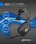 Gioteck HCC Mono Chat Headset (PS4 , XBOX ONE , PC)