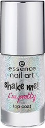 Essence Nail Art Shake Me I'm Pretty Top Coat 25