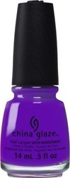 China Glaze Plur Ple CG1395