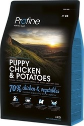 Profine Dog Puppy Chicken & Potatoes 3kg