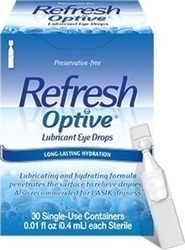 Allergan Refresh Optive Sensitive 30amps