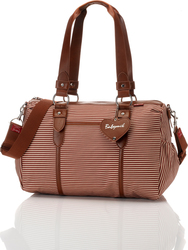 Babymel Ella Bag - Stripe Red