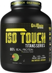 Gold Touch ISO Touch 86% 2000gr Βανίλια