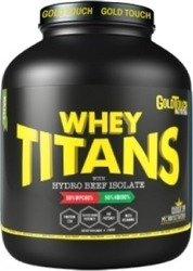 Gold Touch Whey Titans Beef 2000gr Φράουλα