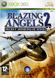 Blazing Angels 2 Secret Missions of WWII XBOX 360
