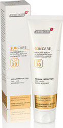 Swiss Care Bronzing Beauty Defense Lotion SPF30 150ml