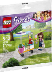 Lego Smoothie Stand 30202