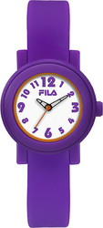 Fila Kids Purple Rubber Strap 38-202-005