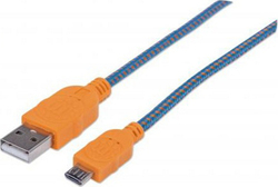Manhattan USB 2.0 Cable 0.5m (344161)