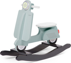 Childhome Rocking Scooter Mint Blue