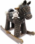 Little Bird Told Me Rufus & Ted Rocking Horse