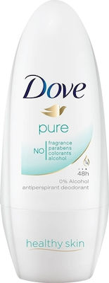 Dove Roll-On Pure 50ml