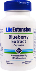 Life Extension Blueberry Extract 60 φυτικές κάψουλες
