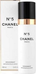 Chanel No.5 Le Deodorant Spray 100ml