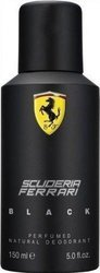 Ferrari Scuderia Black Deospray 150ml