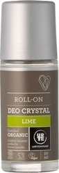 Urtekram Deo Crystal Lime Roll-On Organic 50ml