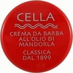 Cella Shaving Cream 150g