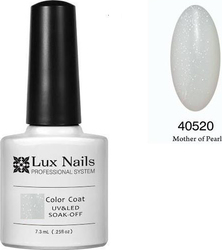 Lux Nails Color Coat Mother of Pearle 40520
