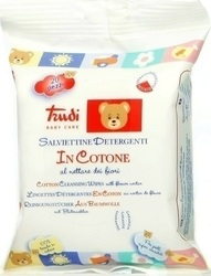 Trudi Trudi Cotton Cleansing Wipes with Flower Nectar 20 pcs