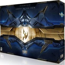 Starcraft II Legacy of the Void (Collector's Edition) PC