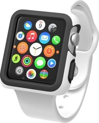 Speck CandyShell Fit Case White/Black for Apple Watch 38mm
