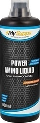 MySupps Amino Liquid 1000ml Orange