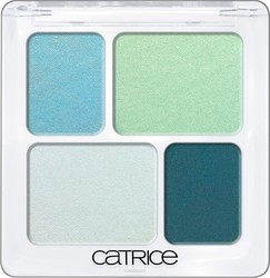 Catrice Cosmetics Absolute Eye Colour Quattro 110 Pool Position