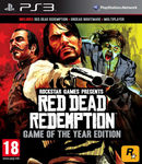 Red Dead Redemption (Game of The Year) PS3