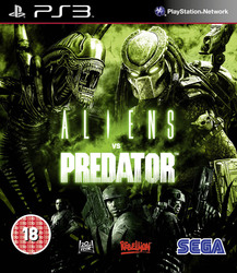 Aliens Vs Predator PS3