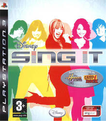Disney Sing It (Game Only) PS3