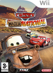 Cars Mater-National Championship Wii