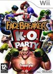 FaceBreaker K.O. Party Wii
