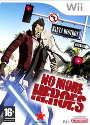 No More Heroes Wii