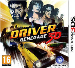 Driver: Renegade 3D 3DS