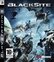 BlackSite Area 51 PS3