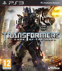 Transformers Dark Moon PS3