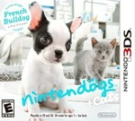 Nintendogs + Cats French Bulldog & New Friends 3DS