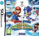 Mario & Sonic at the Olympic Winter Games DS
