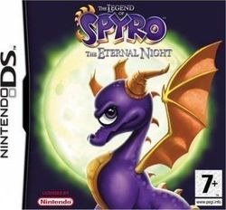 The Legend of Spyro The Eternal Night DS