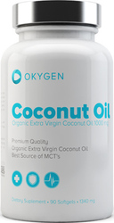 Okygen Coconut Oil 90tabs