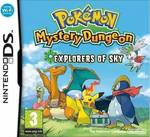 Pokemon Mystery Dungeon Explorers of Sky DS