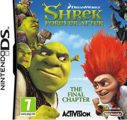 DreamWorks Shrek Forever After DS