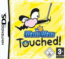 WarioWare Touched! DS