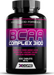XCore BCAA Complex 3100 200 ταμπλέτες