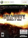 Call of Duty: World at War (Collector's Edition) XBOX 360