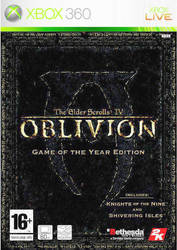 The Elder Scrolls IV: Oblivion - Game of the Year Edition XBOX 360