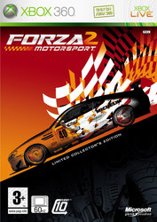 Forza Motorsport 2 (Limited Collector's Edition) XBOX 360